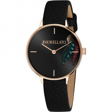 Morellato Ninfa Watch Black