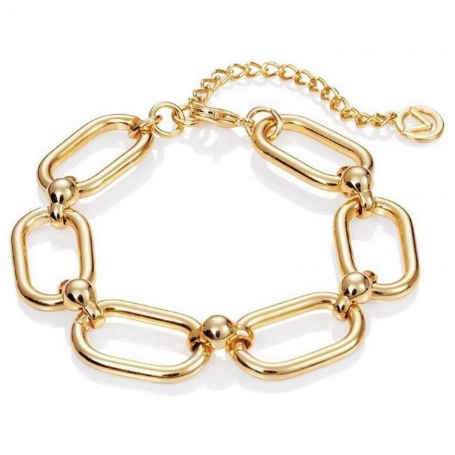 Женский браслет-цепь