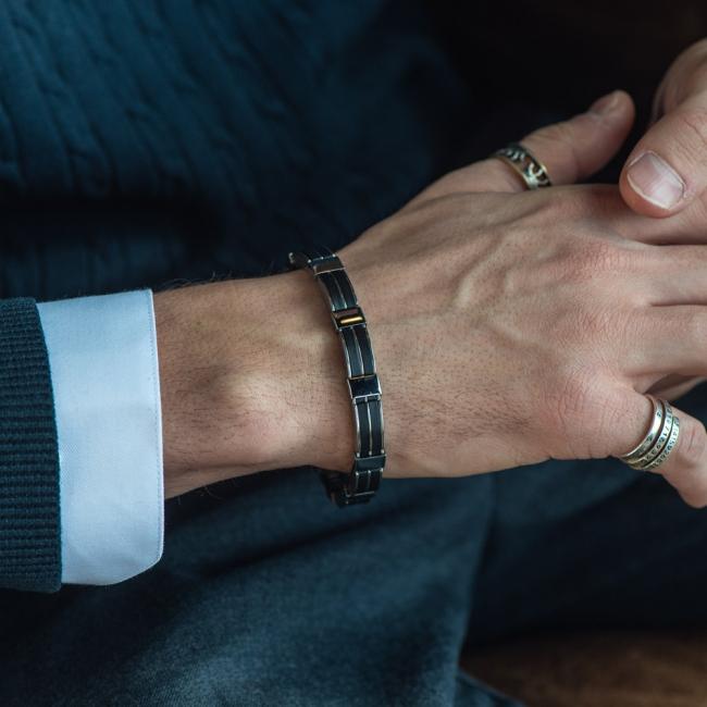 Мужской браслет Greenwich Звенья