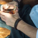 Мужской браслет Greenwich с бронзитом