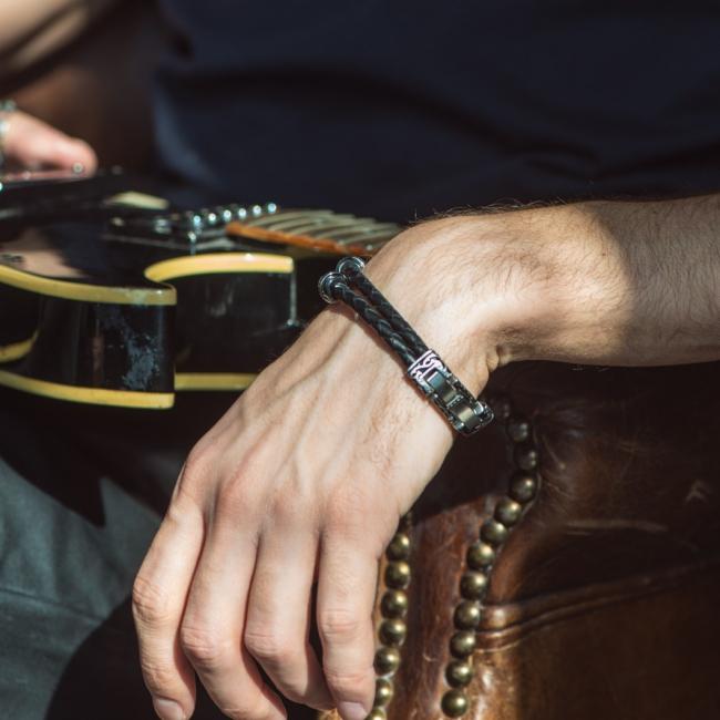 Мужской браслет Greenwich Двойной