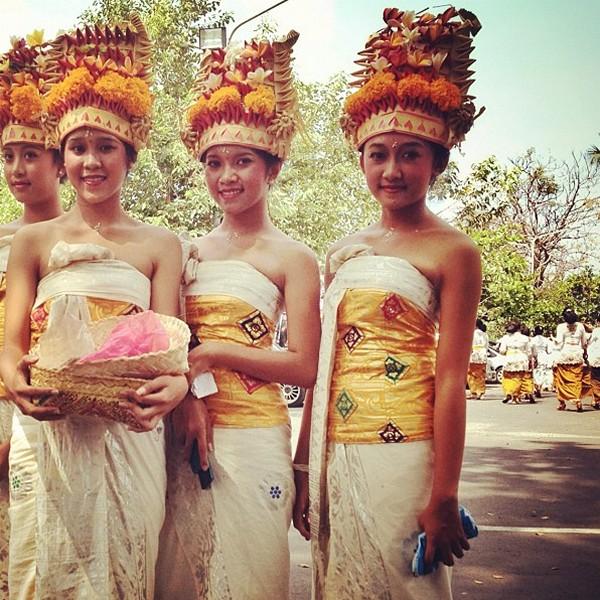 Браслеты с острова Бали